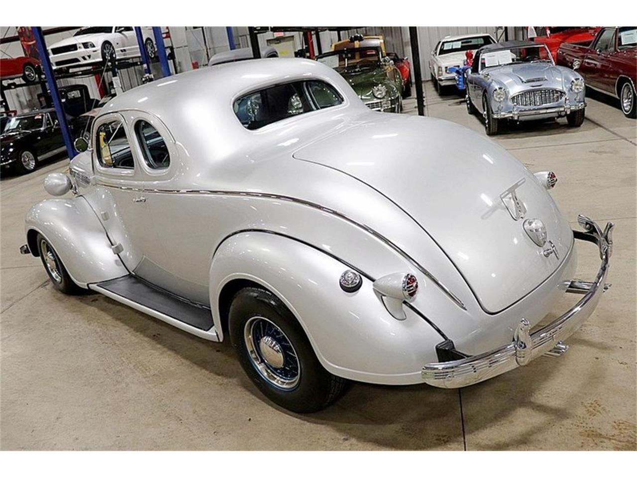 Large Picture of Classic '37 Chrysler Royal located in Michigan - $36,900.00 Offered by GR Auto Gallery - Q39G