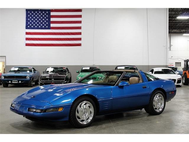 Picture of '93 Corvette - Q39R
