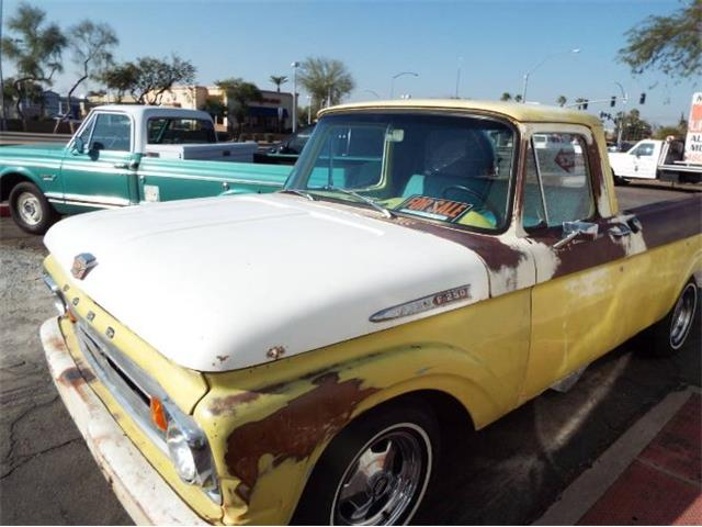 Picture of Classic '62 Ford F100 - Q3A6