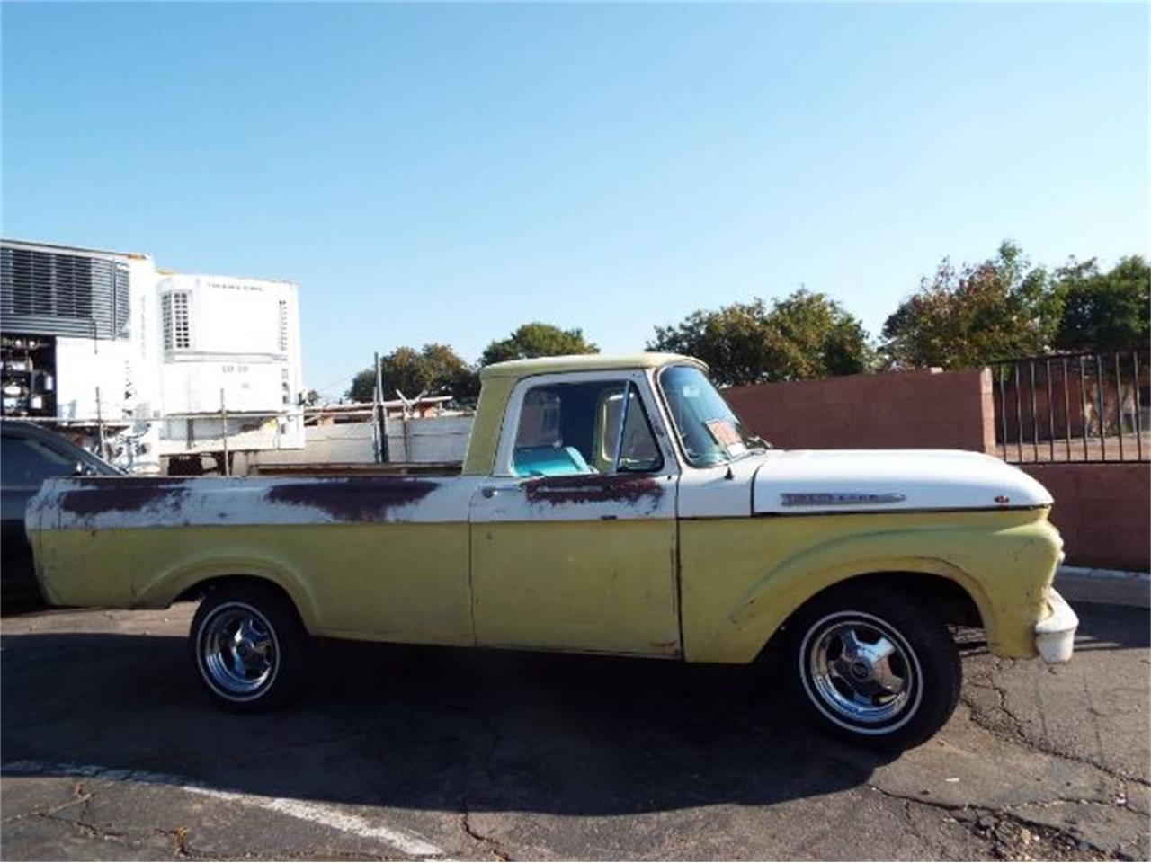 Large Picture of '62 F100 - Q3A6