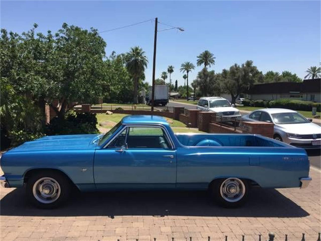 Large Picture of Classic 1964 Chevrolet El Camino located in Michigan - $17,495.00 - Q3AN