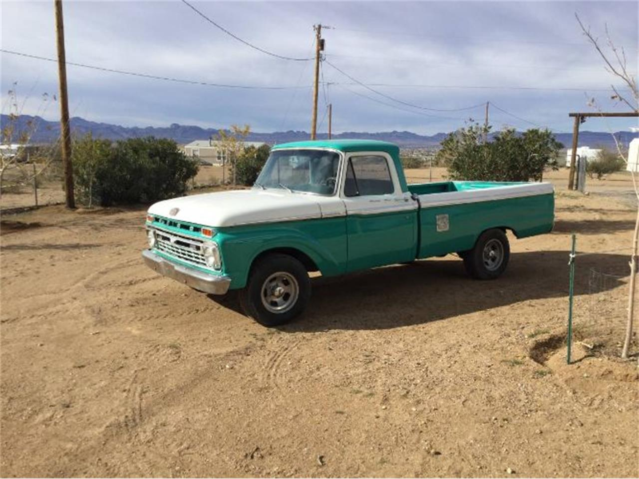 Large Picture of 1965 F100 located in Cadillac Michigan - $11,495.00 - Q3AQ