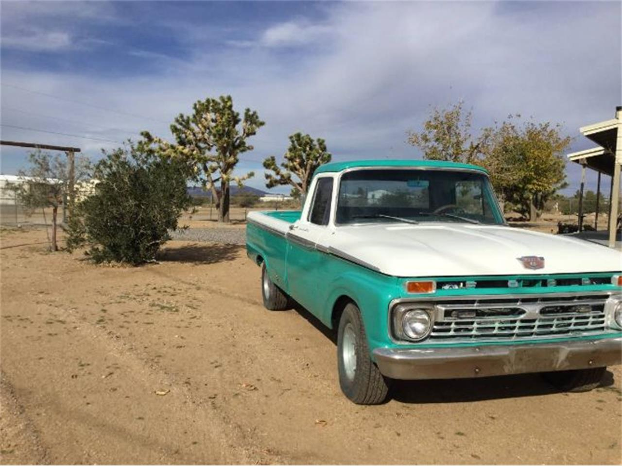 Large Picture of '65 Ford F100 located in Michigan Offered by Classic Car Deals - Q3AQ