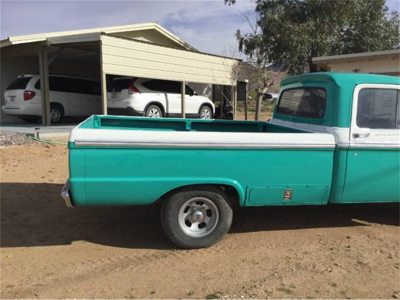 Large Picture of '65 F100 - Q3AQ