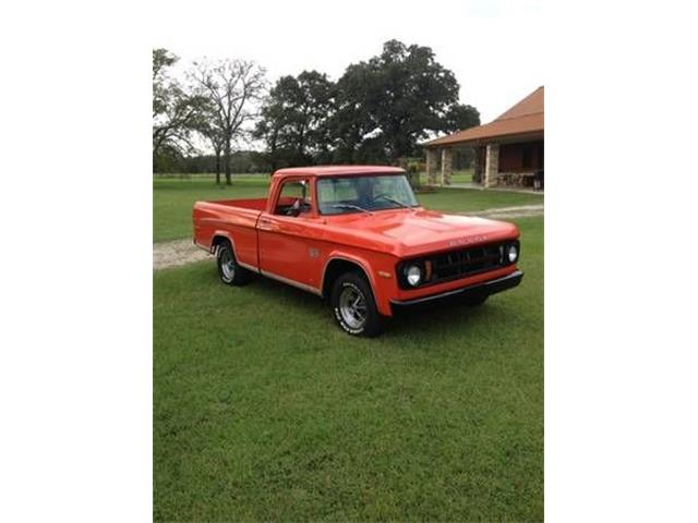 Picture of '69 D100 - Q3AR