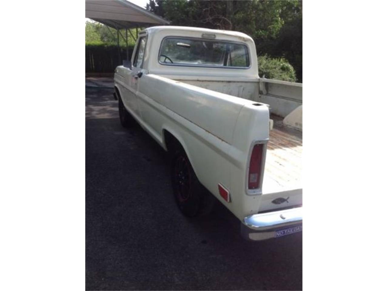 Large Picture of '69 F100 - Q3AT