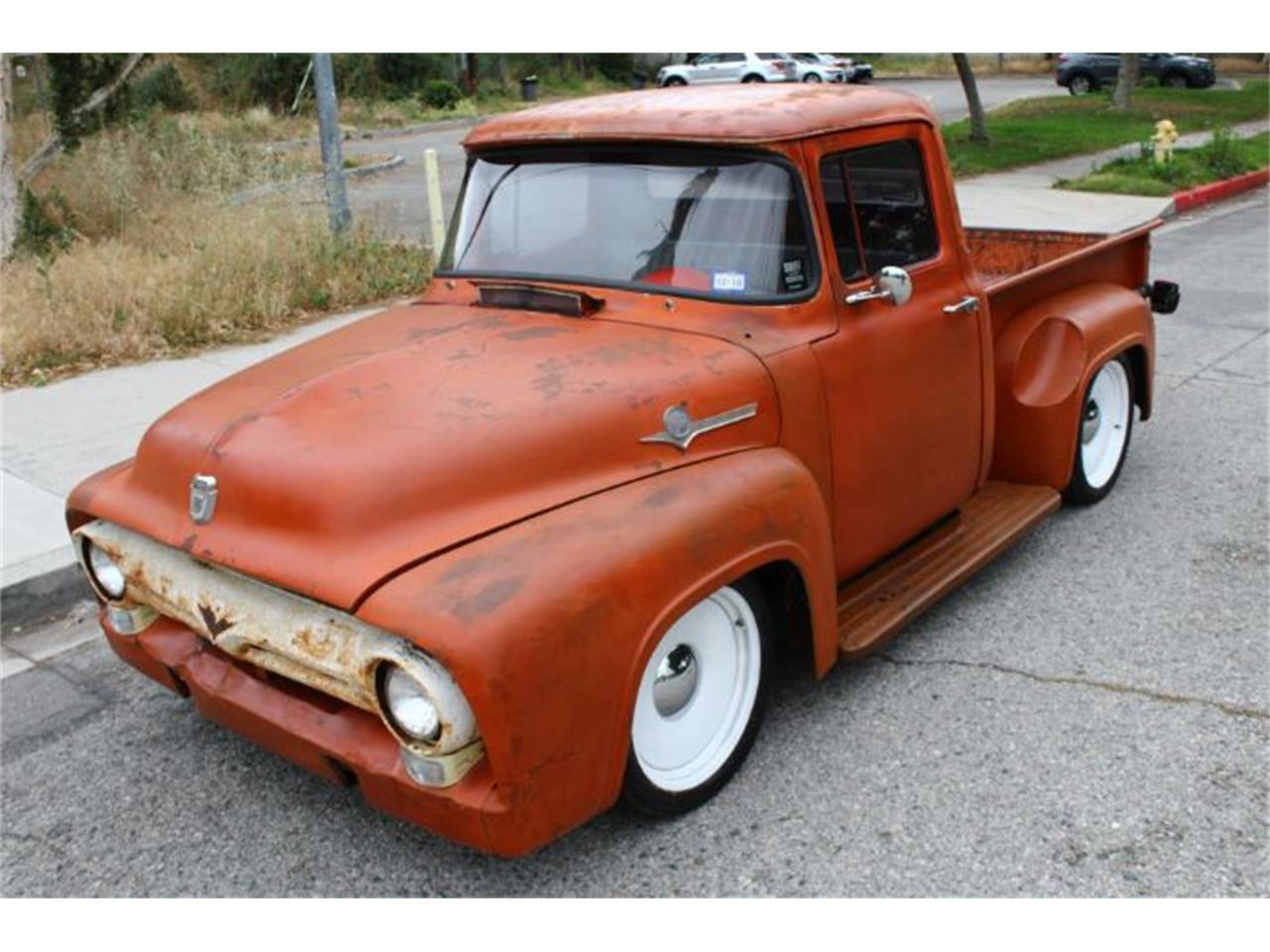 Large Picture of 1956 F100 located in Michigan - $33,495.00 - Q3AZ