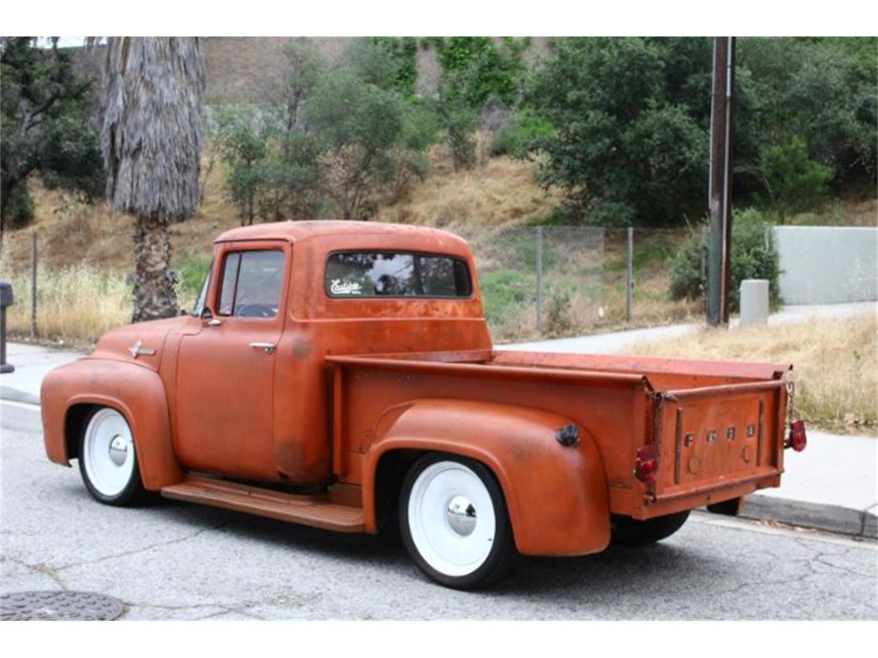 Large Picture of Classic 1956 Ford F100 - $33,495.00 Offered by Classic Car Deals - Q3AZ