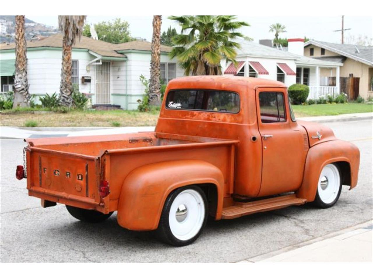 Large Picture of Classic 1956 Ford F100 located in Michigan - $33,495.00 - Q3AZ