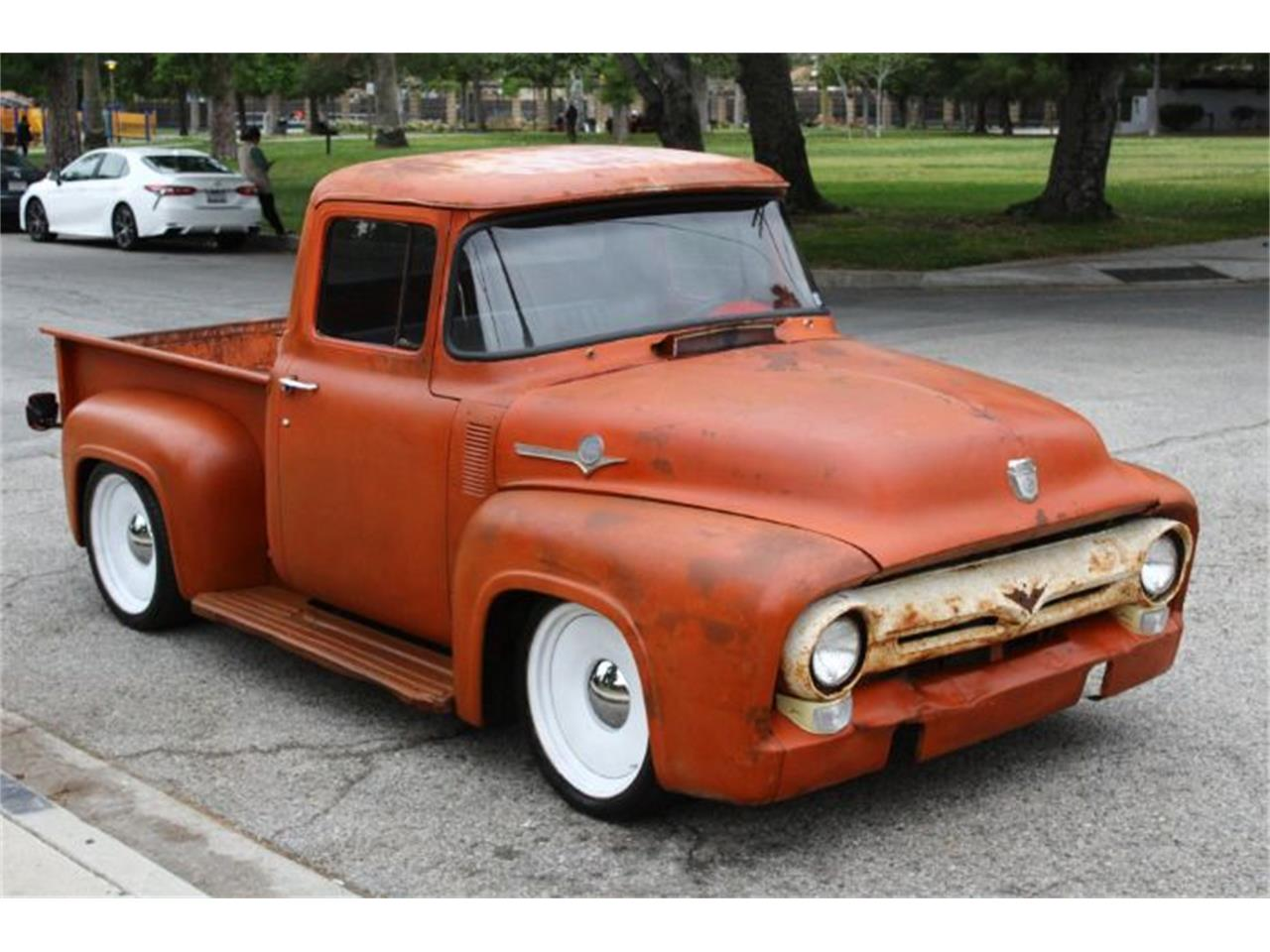 Large Picture of '56 Ford F100 Offered by Classic Car Deals - Q3AZ
