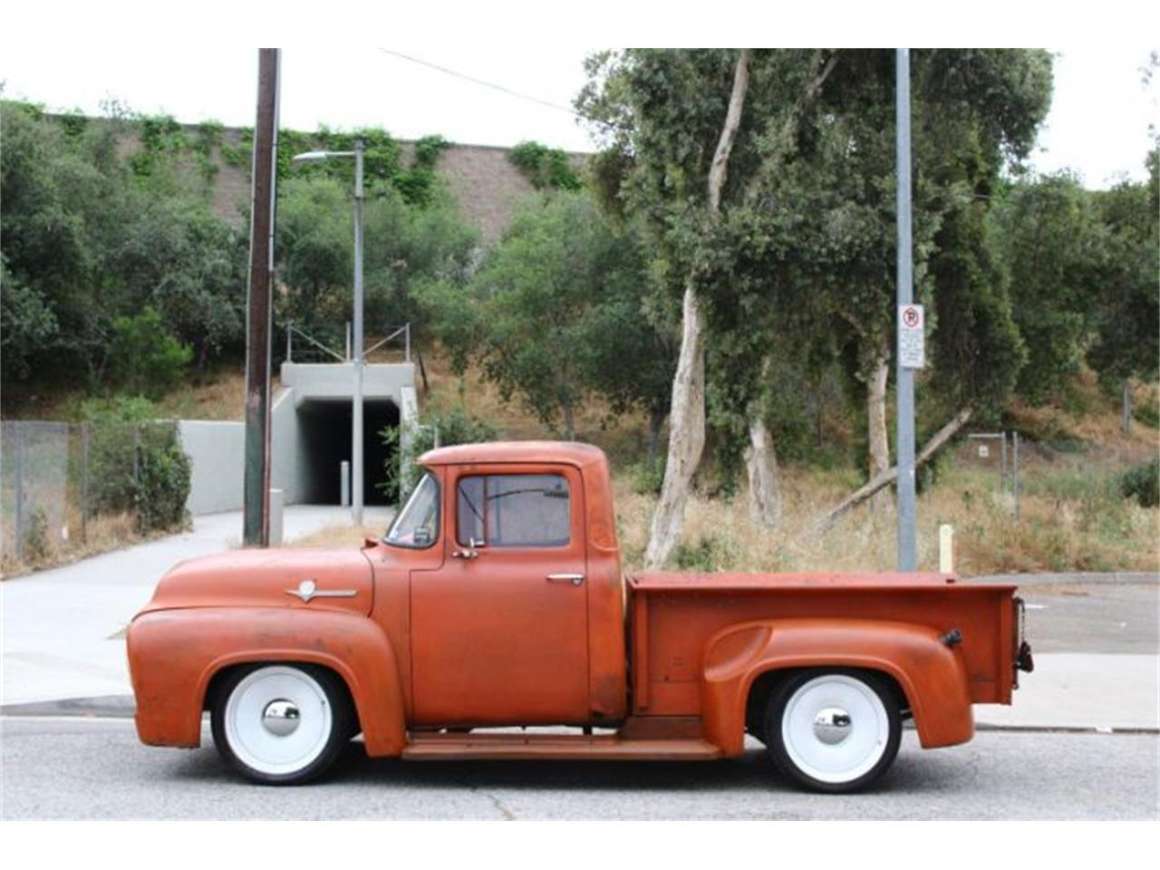 Large Picture of Classic '56 F100 Offered by Classic Car Deals - Q3AZ