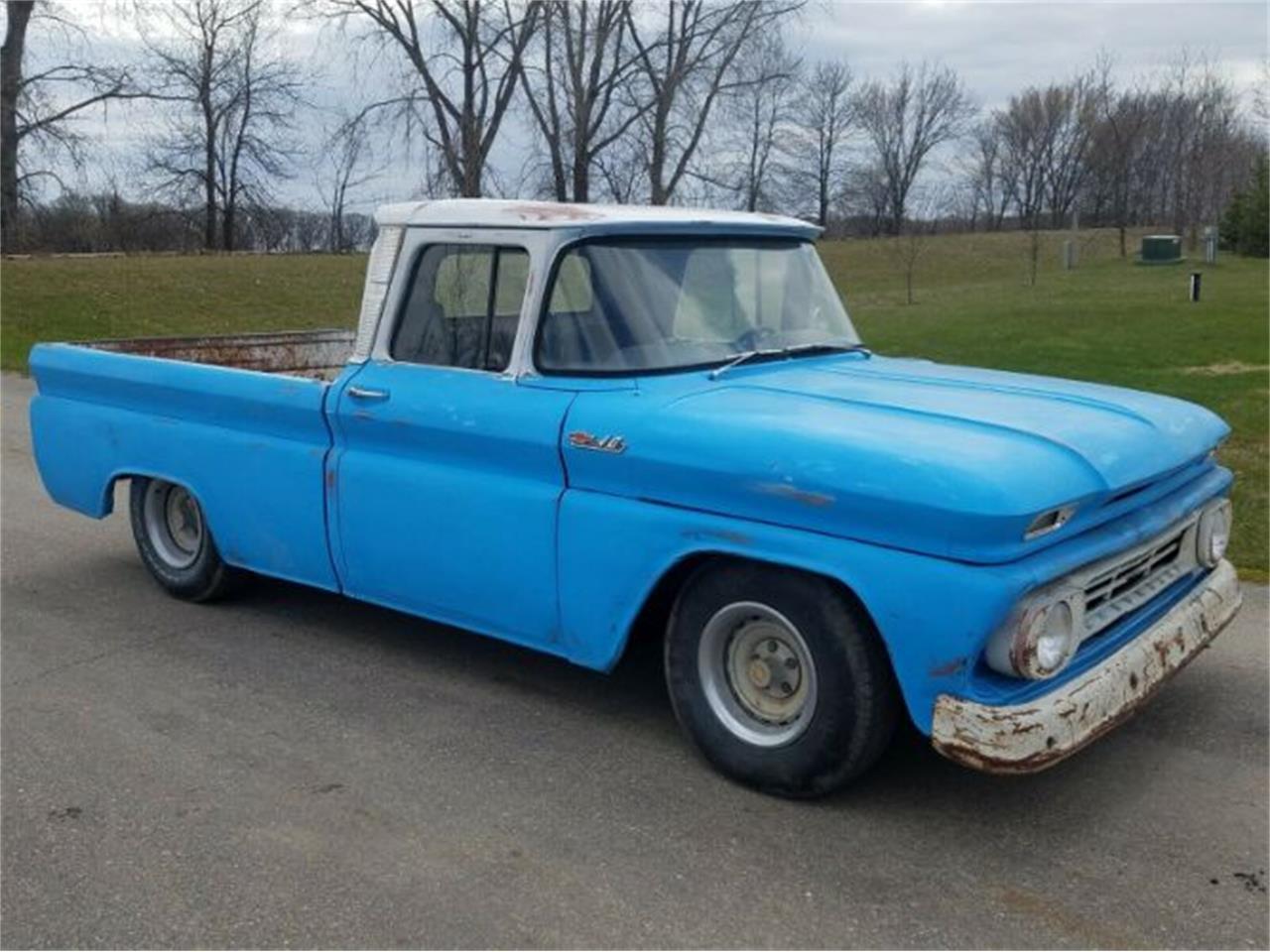 Large Picture of '60 C10 - Q3B5