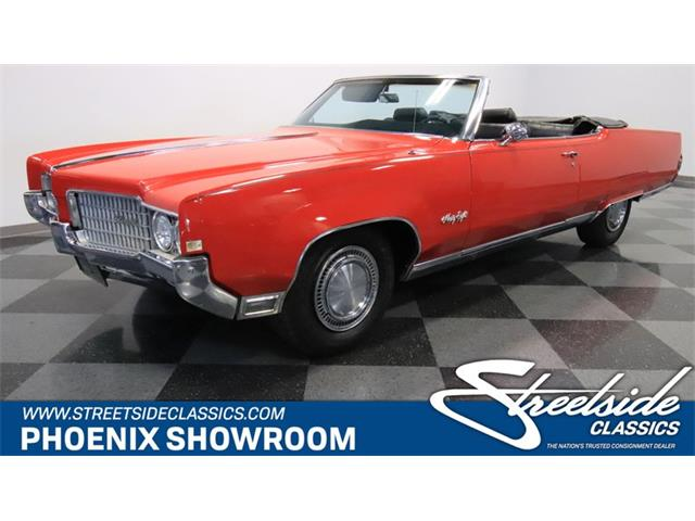 Picture of Classic 1969 Oldsmobile 98 located in Mesa Arizona Offered by  - Q3B8