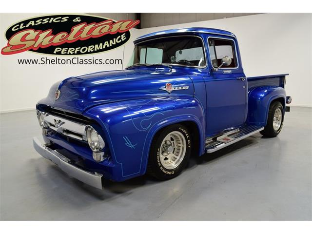 Picture of Classic '56 Ford F100 located in North Carolina - $43,995.00 Offered by  - Q3BI