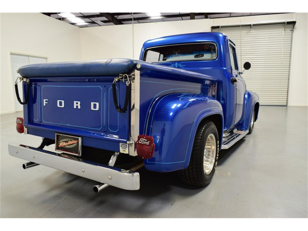 Large Picture of '56 F100 - Q3BI