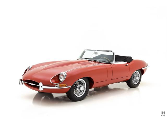 Picture of '68 E-Type - Q3BR