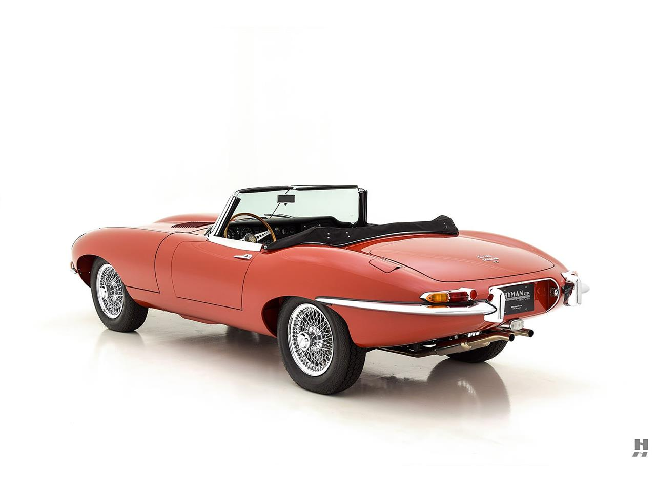 Large Picture of 1968 Jaguar E-Type located in Missouri Offered by Hyman Ltd. Classic Cars - Q3BR