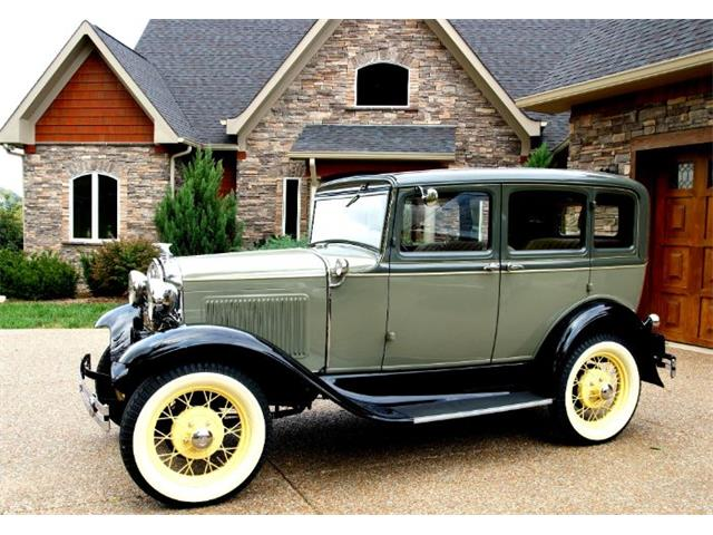Picture of '31 Model A - PY7L