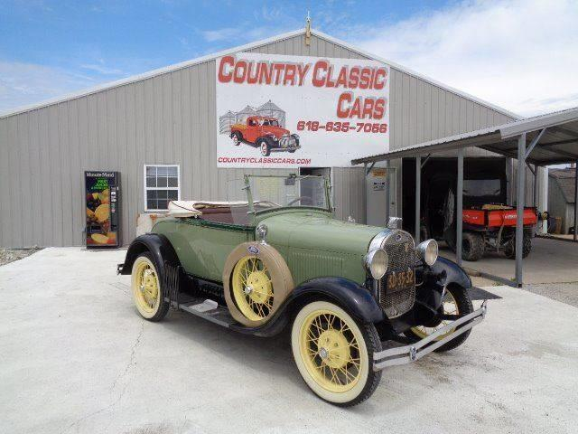 Picture of '28 Model A - Q3CA