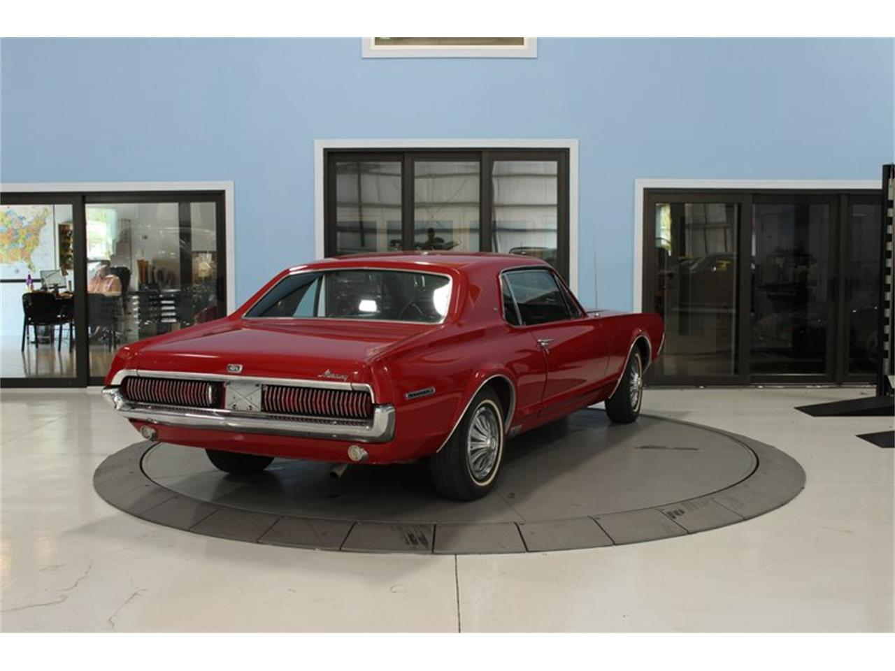Large Picture of '67 Cougar - Q3CB