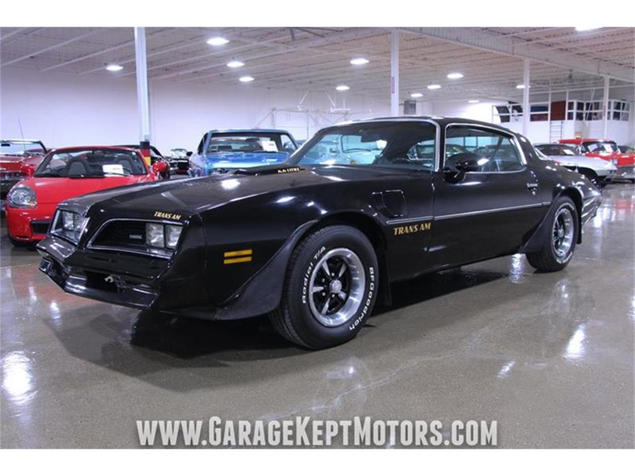 Large Picture of '77 Firebird - Q3CD