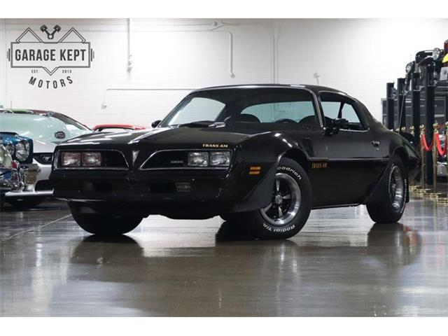 Picture of '77 Firebird - Q3CD
