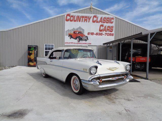Picture of '57 Bel Air - Q3CE