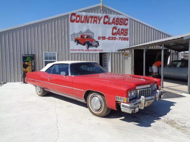 Picture of '73 Eldorado - Q3CF