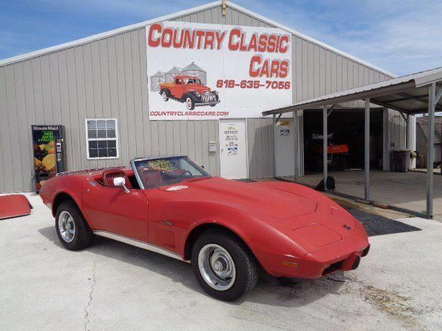 Picture of '75 Corvette - Q3CH