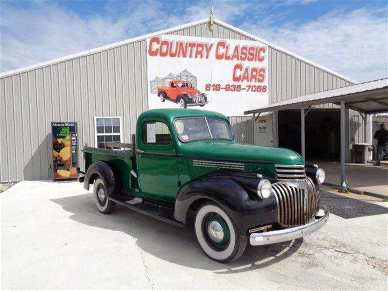 Large Picture of Classic 1946 Chevrolet Pickup - Q3CI
