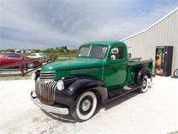 Picture of '46 Chevrolet Pickup - $16,850.00 - Q3CI