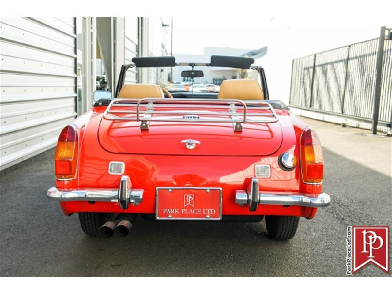 For Sale: 1973 MG Midget in Bellevue, Washington