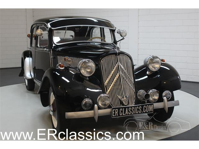 Picture of 1950 Traction Avant located in noord brabant Offered by  - Q3CS