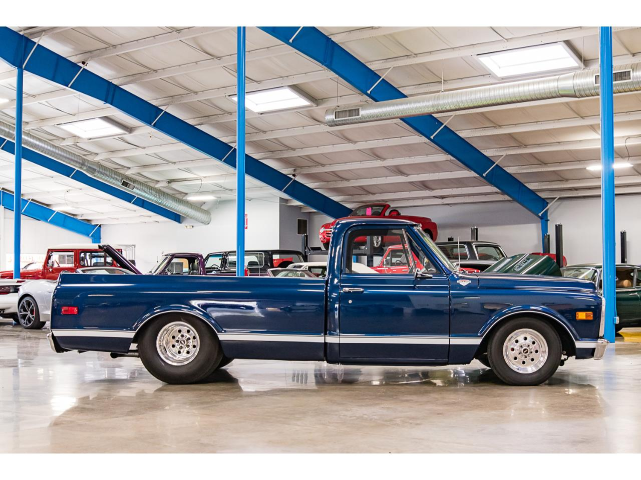 Large Picture of '71 C10 - Q3CU