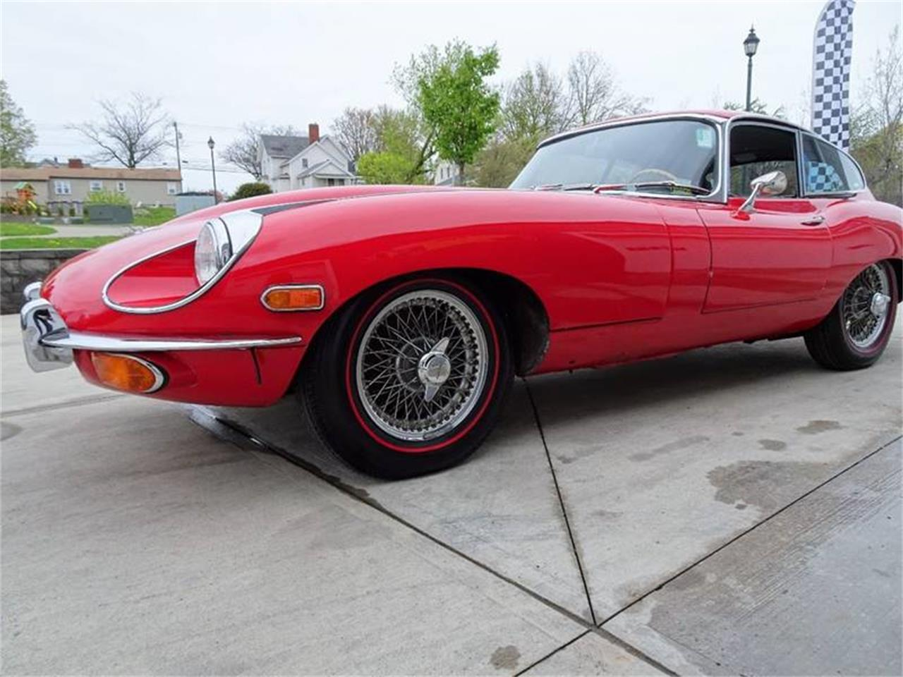Large Picture of Classic 1969 Jaguar E-Type - Q3D7