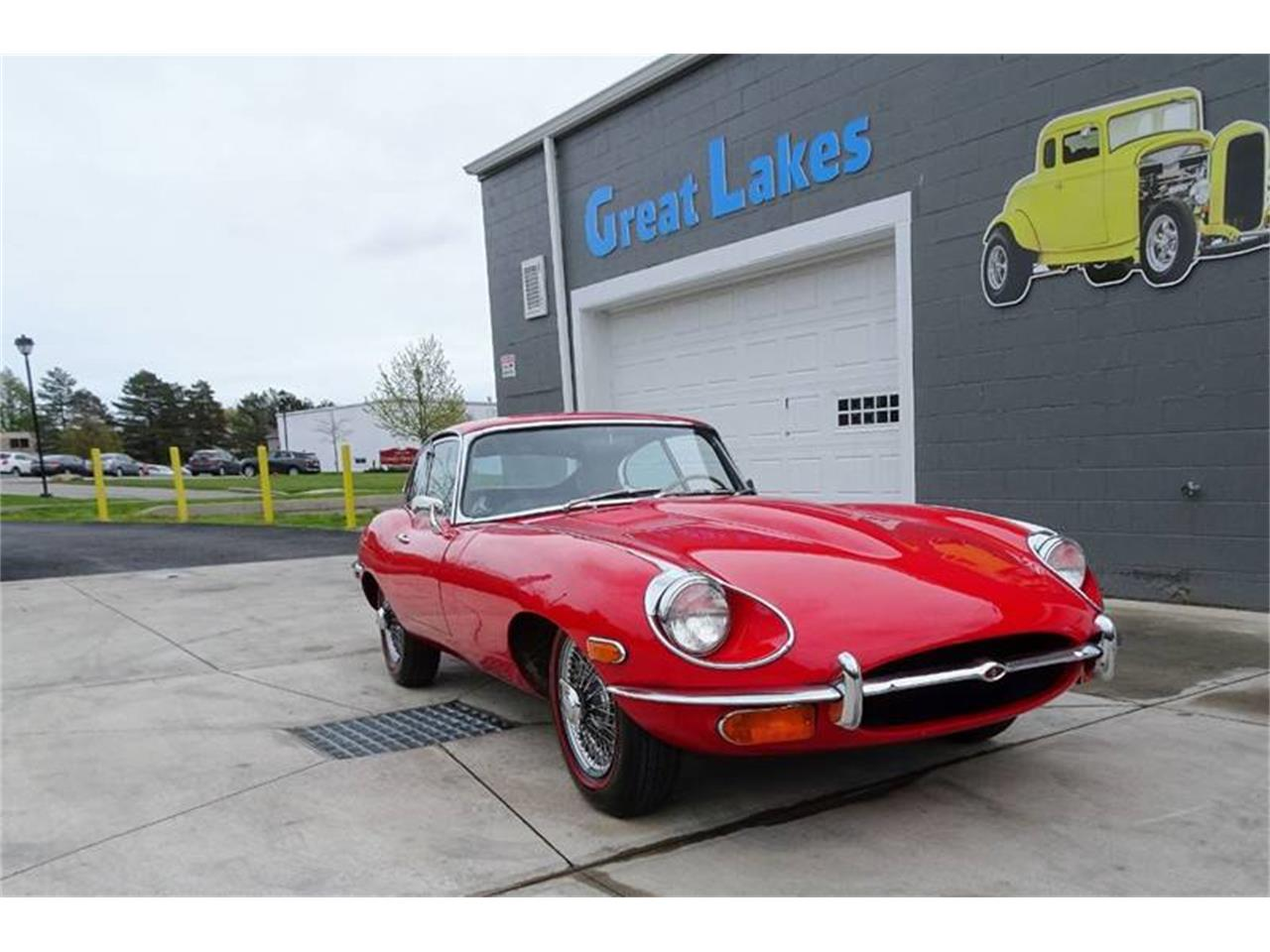Large Picture of 1969 Jaguar E-Type located in New York - $44,995.00 - Q3D7