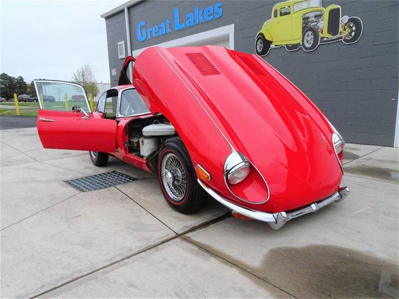 Large Picture of Classic '69 E-Type located in New York - $44,995.00 - Q3D7