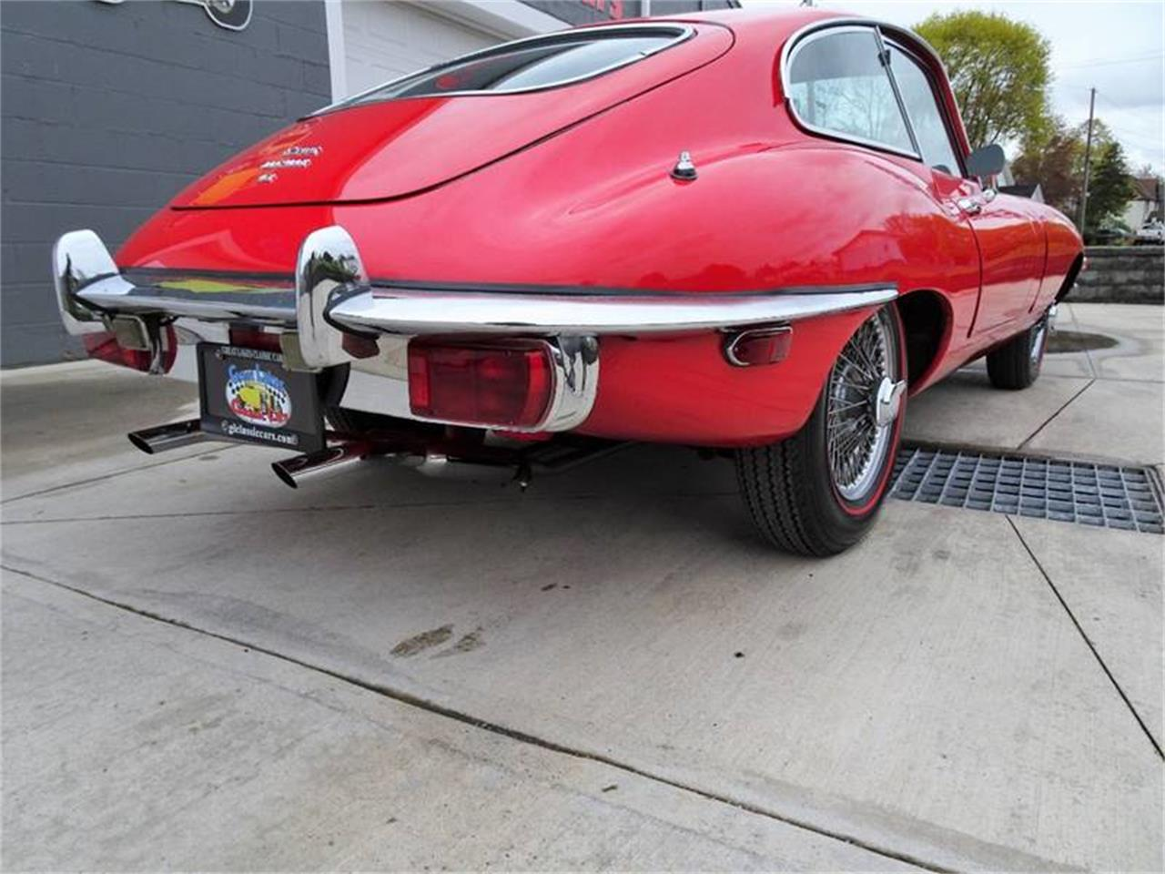 Large Picture of Classic '69 E-Type located in Hilton New York Offered by Great Lakes Classic Cars - Q3D7