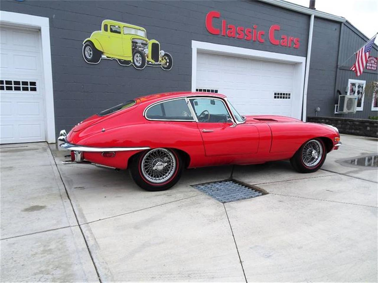 Large Picture of '69 E-Type located in New York Offered by Great Lakes Classic Cars - Q3D7