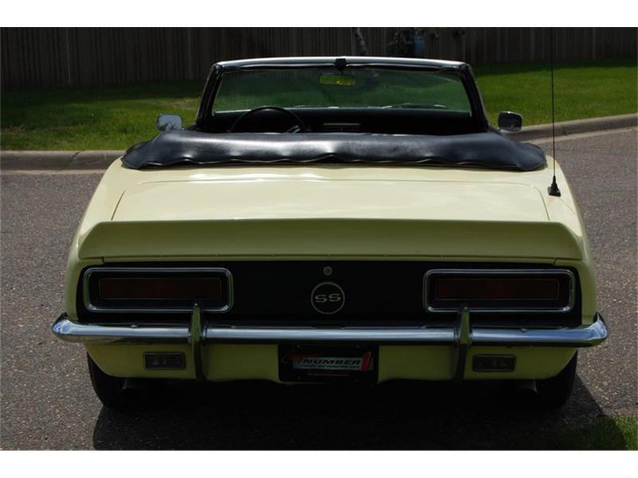 Large Picture of 1968 Chevrolet Camaro located in Minnesota Offered by Ellingson Motorcars - Q3DB