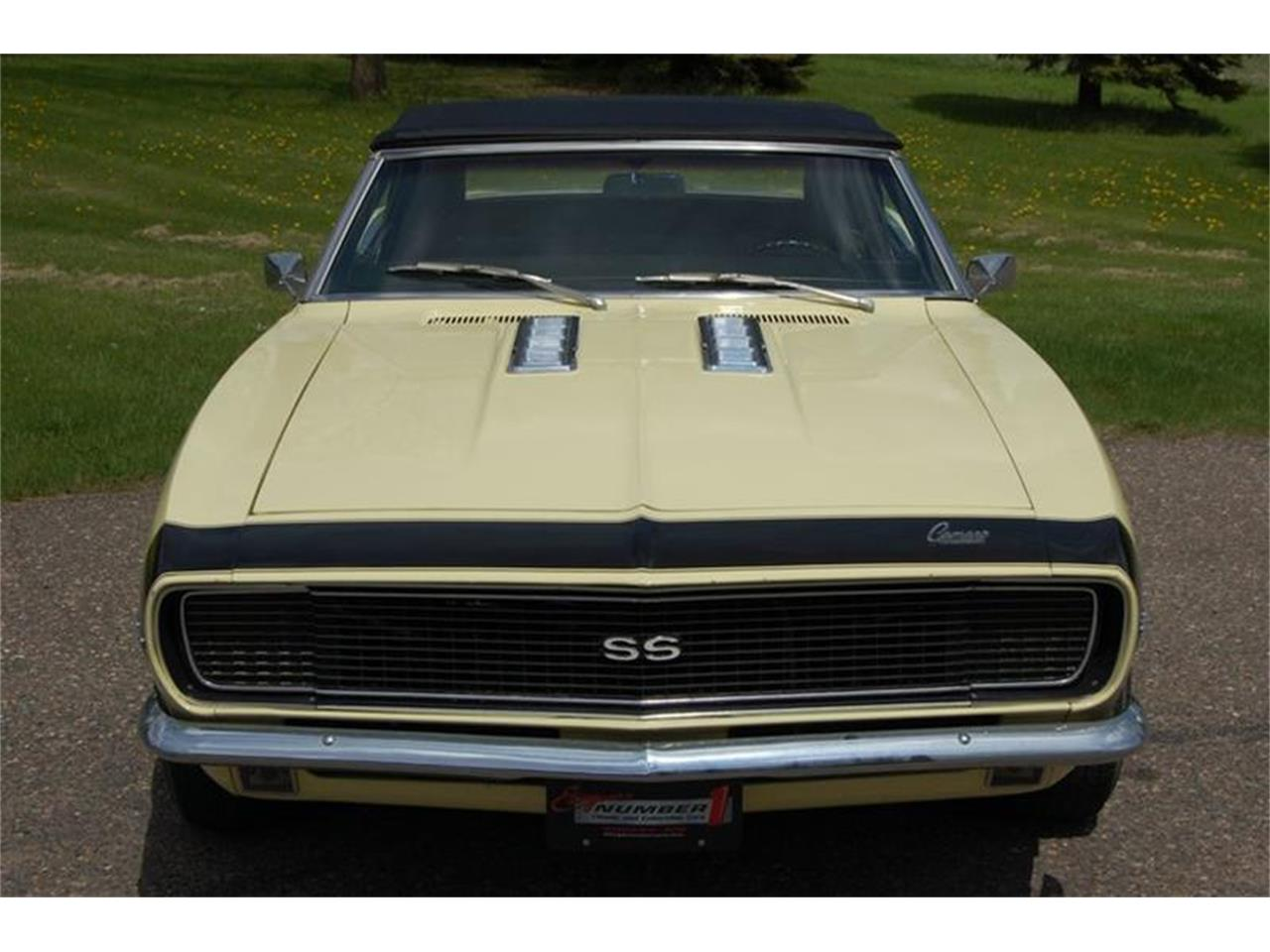 Large Picture of '68 Camaro located in Minnesota - $42,995.00 Offered by Ellingson Motorcars - Q3DB