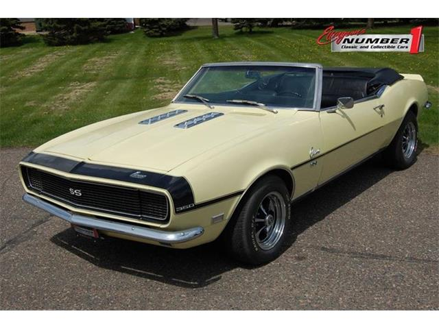 Picture of Classic '68 Chevrolet Camaro located in Rogers Minnesota - $42,995.00 Offered by  - Q3DB