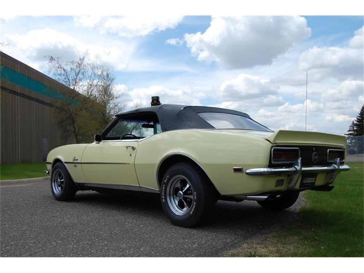 Large Picture of 1968 Camaro located in Minnesota - Q3DB
