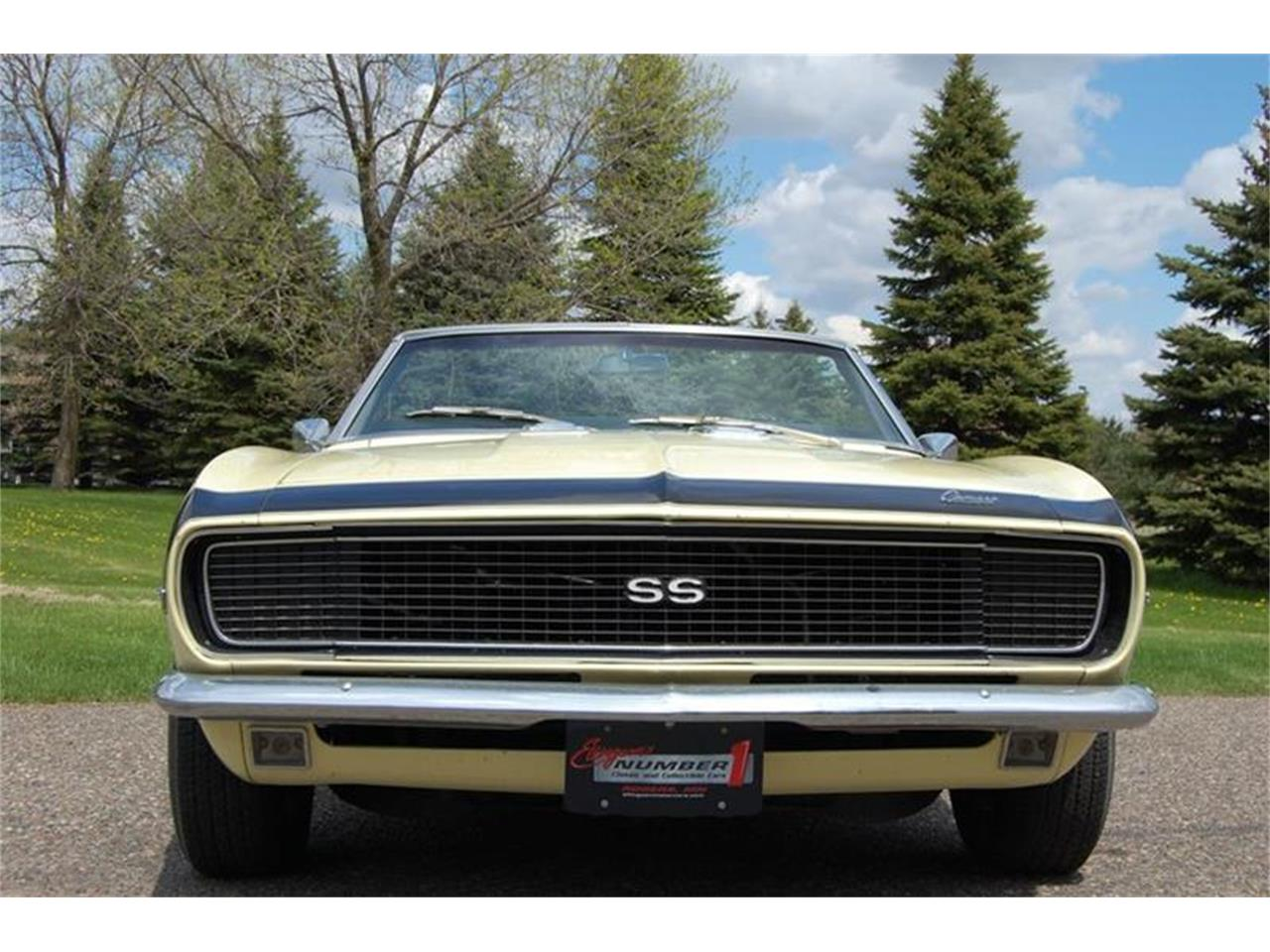 Large Picture of Classic '68 Camaro - $42,995.00 Offered by Ellingson Motorcars - Q3DB