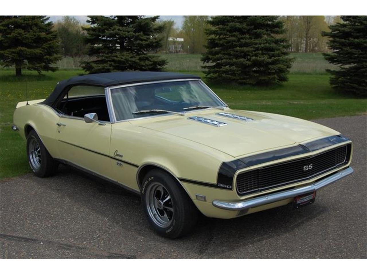 Large Picture of Classic 1968 Chevrolet Camaro located in Rogers Minnesota - Q3DB