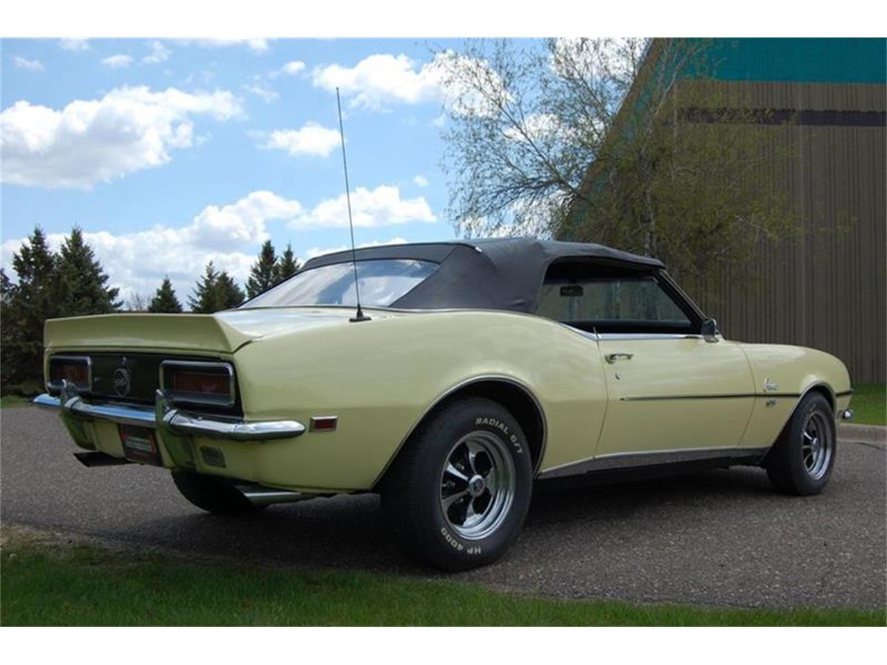 Large Picture of Classic 1968 Chevrolet Camaro - $42,995.00 Offered by Ellingson Motorcars - Q3DB