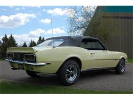 Picture of Classic '68 Camaro located in Rogers Minnesota - $42,995.00 Offered by Ellingson Motorcars - Q3DB