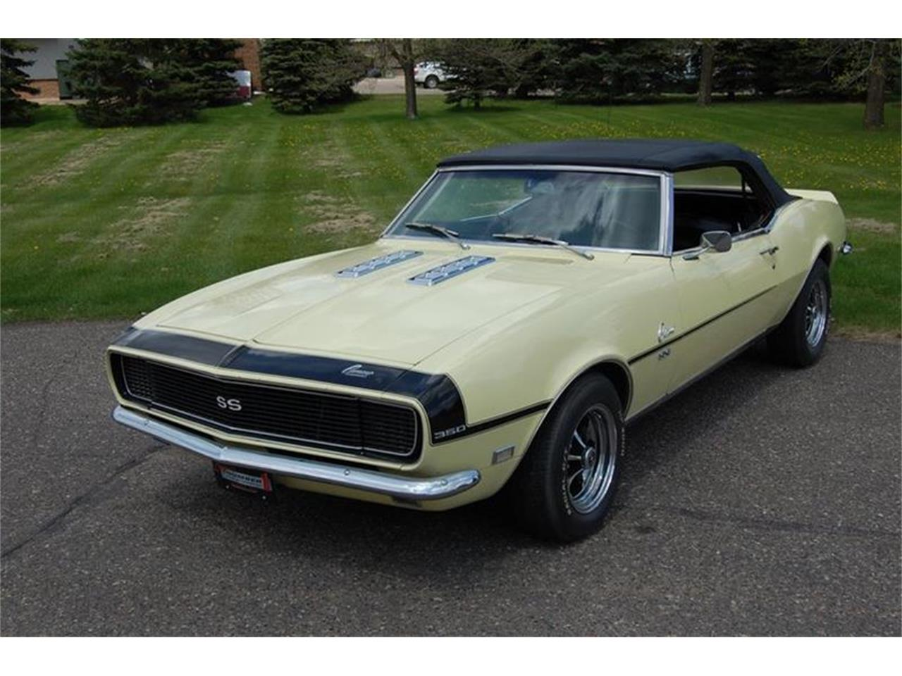 Large Picture of '68 Chevrolet Camaro Offered by Ellingson Motorcars - Q3DB
