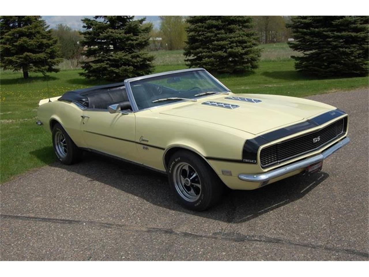 Large Picture of '68 Camaro located in Rogers Minnesota Offered by Ellingson Motorcars - Q3DB