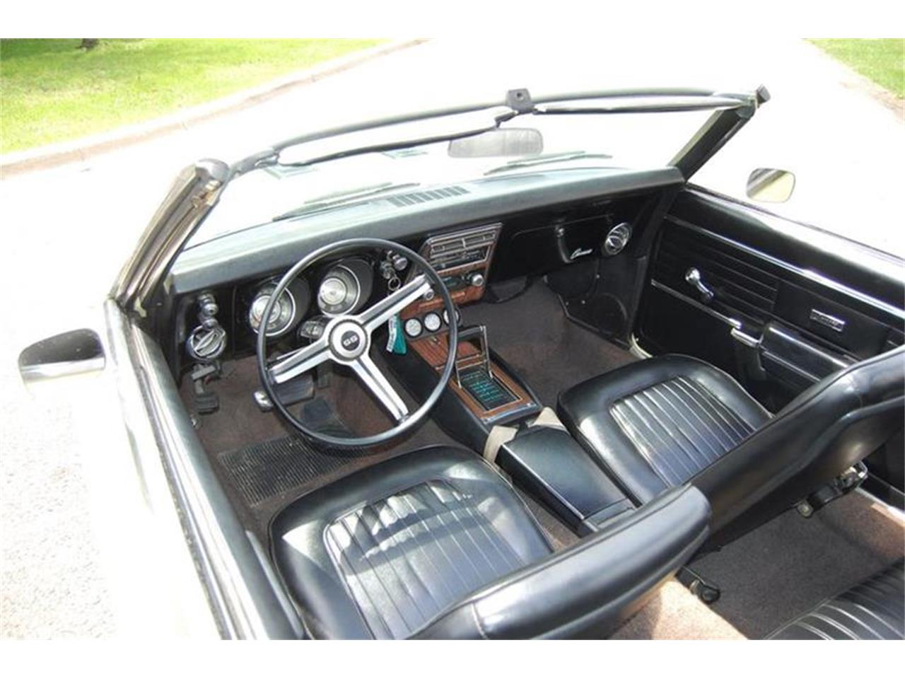 Large Picture of Classic '68 Chevrolet Camaro located in Minnesota - $42,995.00 Offered by Ellingson Motorcars - Q3DB